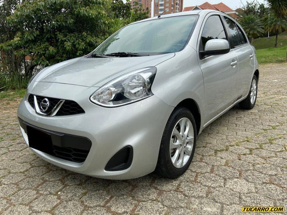 Nissan March Sense At 1.6