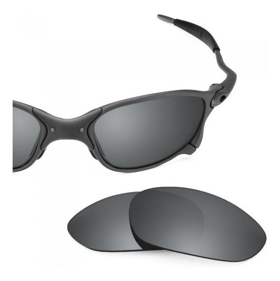 Lente Hotlentes Black Preta P/ Oakley Double X - Xx 04-120