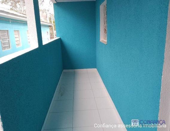 Casa Com 1 Dormitório Para Alugar, 45 M² Por R$ 1.000/mês - Campo Grande - Rio De Janeiro/rj - Ca1623