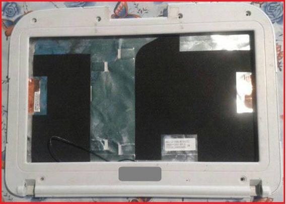 Carcasa Mini Laptop Con Bateria Lenovo Hp Asus Acer Roja