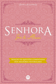 Livro Senhora José De Alencar Ciranda Cultural Original