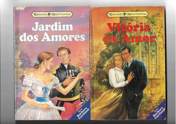Barbara Cartland Extra Lote (01) 4 Livros