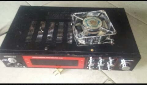 Planta Amplificador Nippon Dj De Sonido Usada Usada