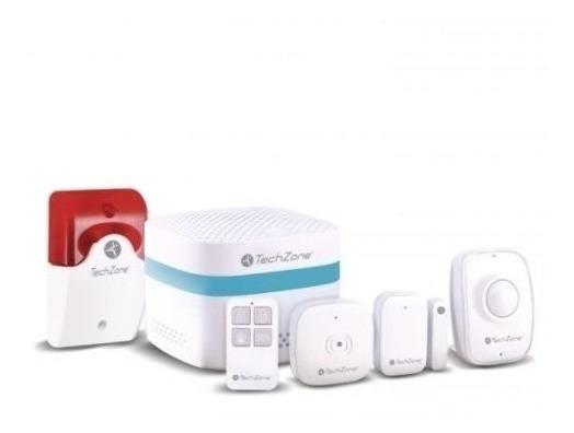Kit Smart Home Basico De Seguridad Automatizacion Y Domotica