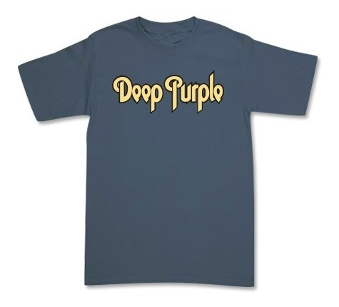 Playera Deep Purple
