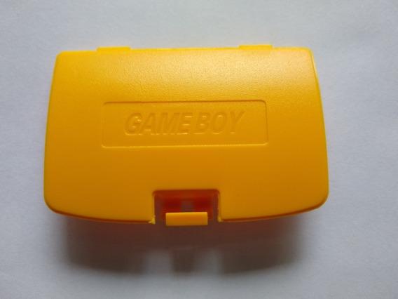 Tampa Das Pilhas Game Boy Color Amarela