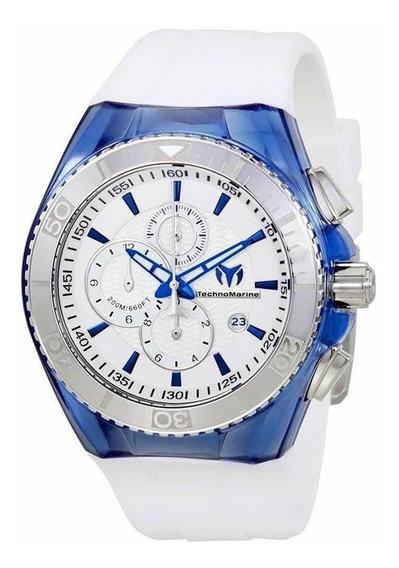 Reloj Hombre Technomarine. Original, Nuevo, En Caja