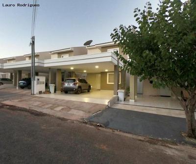 Casa Em Condomínio Para Venda Em Cuiabá, Ribeirão Do Lipa, 3 Dormitórios, 1 Suíte, 3 Banheiros, 2 Vagas - 923802