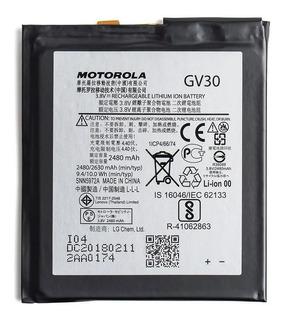 Bateria Motorola Gv30 Moto Z Power Xt1650 100% Original Nova