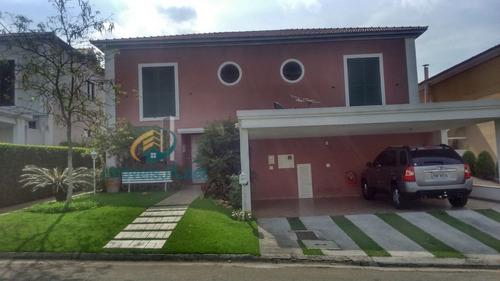 Casa Em Condomínio - Tamboré 04 - Muito Lazer E Espaço - 629