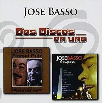 Dos Discos En Uno - Basso Jose (cd)