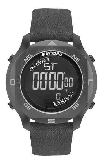Relógio Masculino Mormaii Digital Mo11273d/2p - Preto