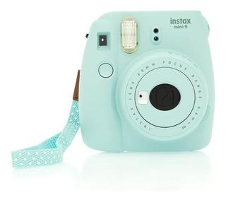 Cámara Fujifilm Instax Mini 9 Azul Pm-2861883