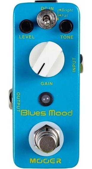 Pedal Mooer Blues Mood Blues Drive Mbmbd Pedal Overdrive