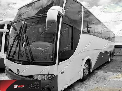 Paradiso 1200 G6 Ano 2001 Scania K124 50 Lug Jm Cod.1097