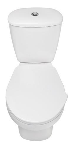 Eco Sanitario Ultra Ahorro 4.8 Litros Blanco