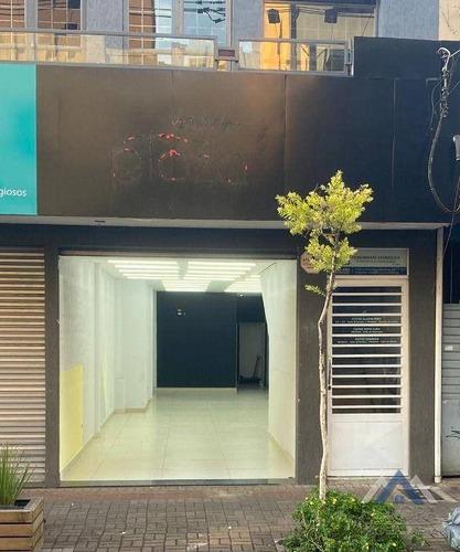 Imagem 1 de 6 de Sala Para Alugar, 60 M² Por R$ 4.000,00/mês - Centro - Londrina/pr - Sa0041