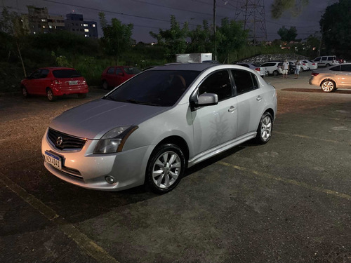 Imagem 1 de 11 de Nissan Sentra 2012 2.0 Sr Flex 4p