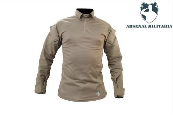 Combat Blusa Farda Airsoft Polícia Militar Civil Agente Guarda Segurança Multicam Camisa