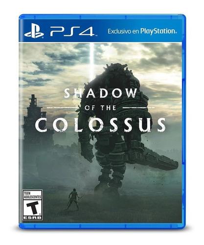 Shadow Of The Colossus  Ps4 ¡ Totalmente Nuevo!