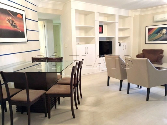 Apartamento Residencial, Finamente Decorado, No Bairro De Morma, Próximo Ao Shopping Ibirapuera - Sf27334