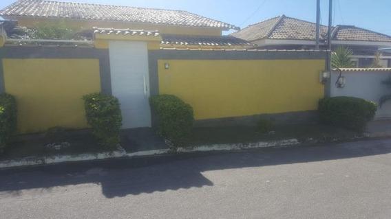 Casa Em Novo Horizonte (manilha), Itaboraí/rj De 109m² 3 Quartos À Venda Por R$ 290.000,00 - Ca213914