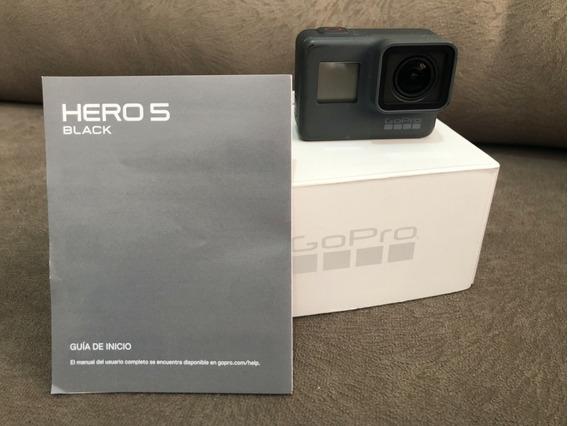 Câmera Digital Gopro Hero 5 Black