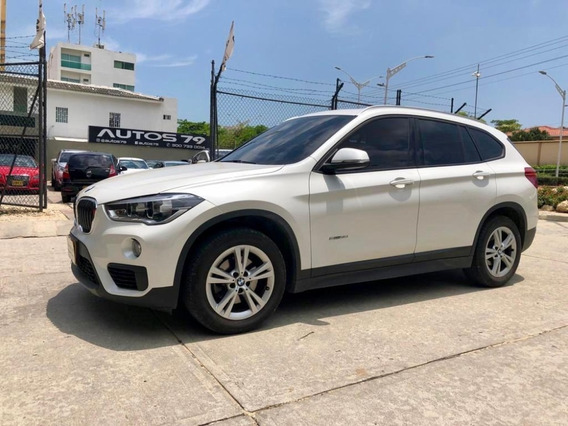 B.m.w. X1- 2018 Automático- Gasolina