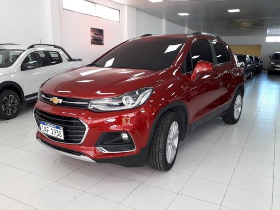 Chevrolet Tracker Ltz Premier 2019 At 4x4 Bordó - Ref:1299