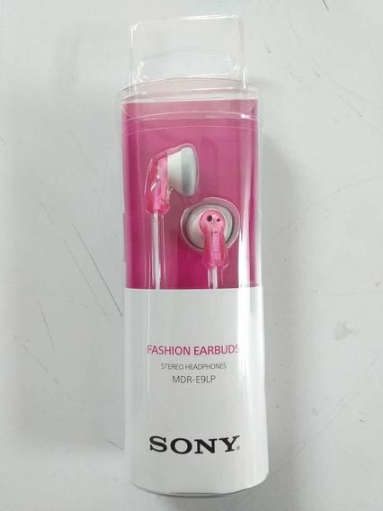 Audifonos Sony Mdr E9lp Original