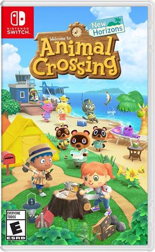 Animal Crossing New Horizons Nintendo Switch Nuevo Sellado
