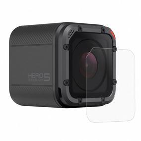 Película Vidro Lente Câmera Gopro Hero 5 4 Session