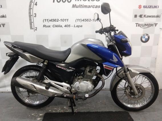 Honda Cg 150 Titan Esd 2015 Aceito Moto