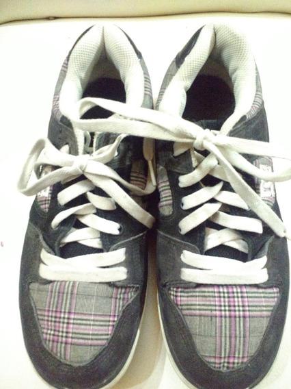 Zapatillas Dc Importadas Mujer