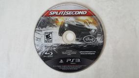 Split Second - Ps3 - Original - Midia Física - Sem Encarte