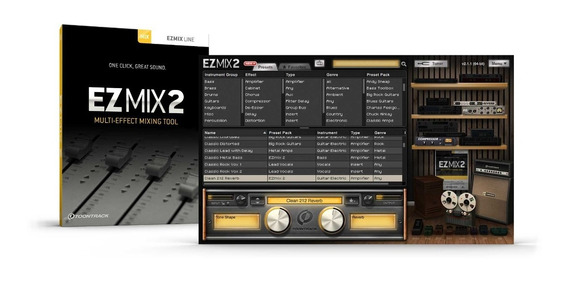 Toontrack Ezmix 2.1.5 + 41 Expansions Pack