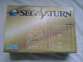 Console Sega Saturn Hst-0001 Sega Saturn Console Sega