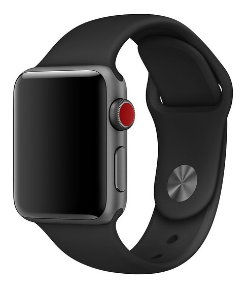 Pulseira Silicone Apple Watch Sport Serie Borracha 1 2 3 4 5