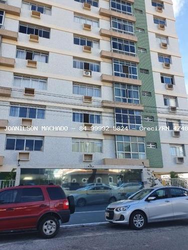 Imagem 1 de 15 de Apartamento Para Venda Em Natal, Petrópolis - Condomínio Campos Sales, 4 Dormitórios, 1 Suíte, 3 Banheiros, 1 Vaga - Ap1398-ca_2-1025223