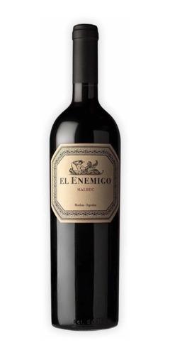 Vino El Enemigo 750 Ml Argentino Malbec O Cabernet Franc