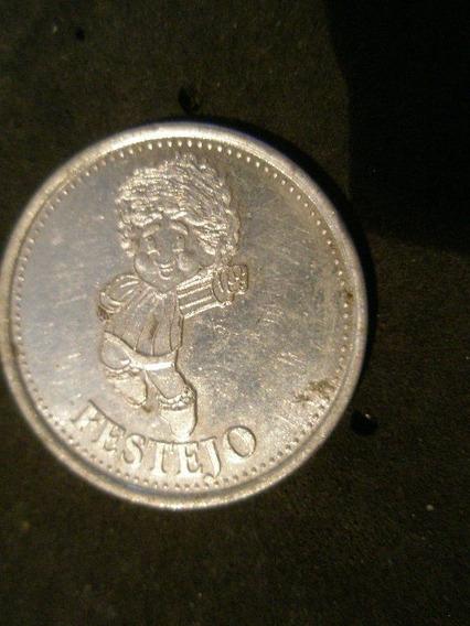 Publicidad Moneda , Alfajor Dieguito Maradona De Georgalos