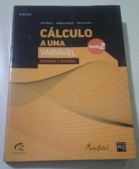 Cálculo A Uma Variável Vol 2