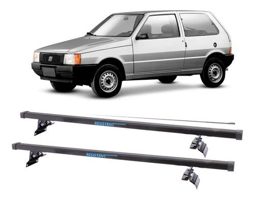 Imagem 1 de 5 de Rack Teto Resistent Sport Fiat Uno 2pts 96 97 Até 00 Lw124