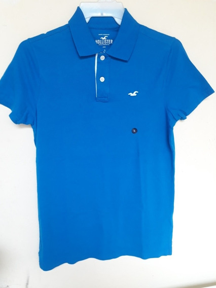 Playera Polo Hollister