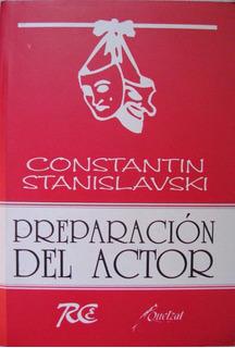 Preparacion Del Actor - Stanislavski - Distribuidora Quevedo