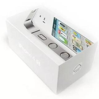 Caixa De iPhone 4s Original (somente A Caixa)