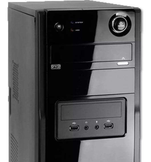Cpu Core 2 Duo 4gb Hd320 Com Wi-fi + Frete Grátis!