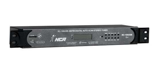 Sintonizador Tuner Nca Rc100 Usb Am/fm