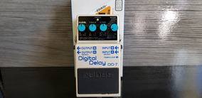 Pedal Delay Boss Dd-7