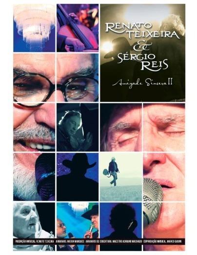 Dvd Renato Teixeira E Sergio Reis - Amizade Sincer 2(988164)